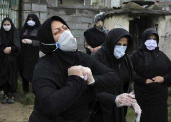 مهار کرونا در ایران