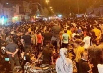 اعتراضات مردم خوزستان
