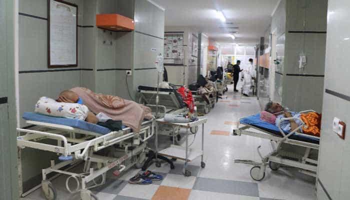 کابوس پیک پنجم کرونا بر سر شهرهای ایران با ۳۷۸ مرگ در یک روز