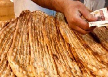 گران شدن نان