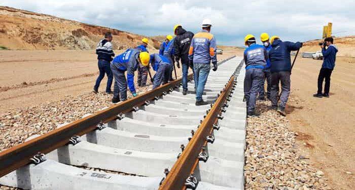 کارگران راه آهن آذربایجان